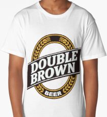 Double Brown - Nectar of the Gods Long T-Shirt
