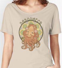 Art Nouveau Sasquatch Women's Relaxed Fit T-Shirt
