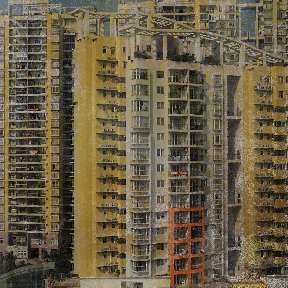 Apartments Dongguan, China by Robert Baker