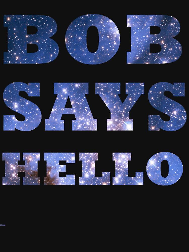 Bob dice hola de Avotteren