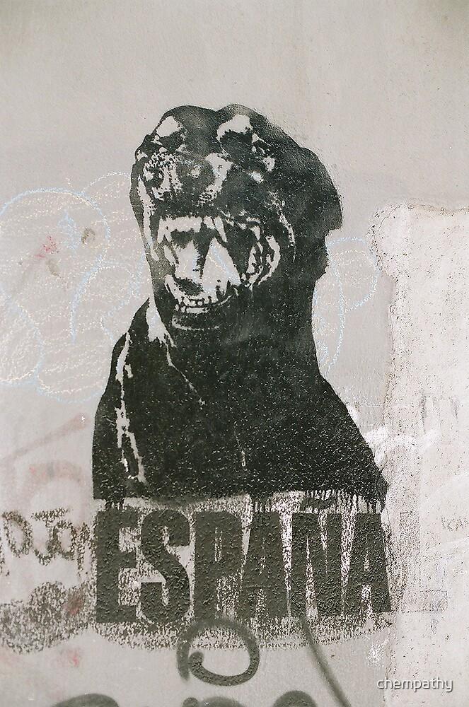 Espana by chempathy