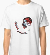 The four apocalyptic riders - the red one - Warmongering by Susanne Schwarz Classic T-Shirt