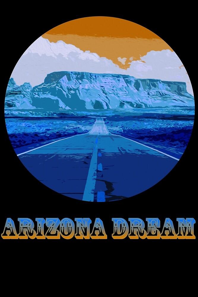 Arizona Dream by Andrea Mazzocchetti