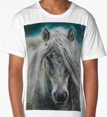 Faerie Steed I Long T-Shirt