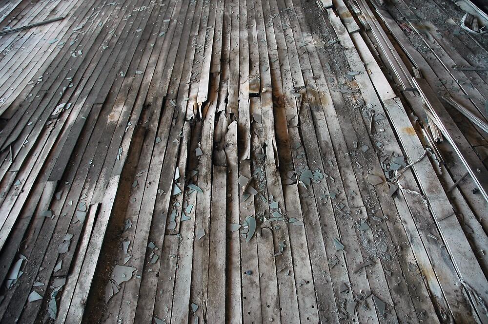 warped floor by rob dobi