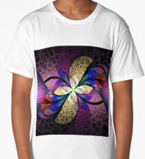 Crackle Long T-Shirt