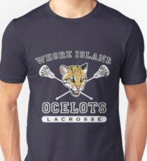 Whore Island Ocelots - Archer T-Shirt