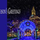 Season's Greetings by LudaNayvelt