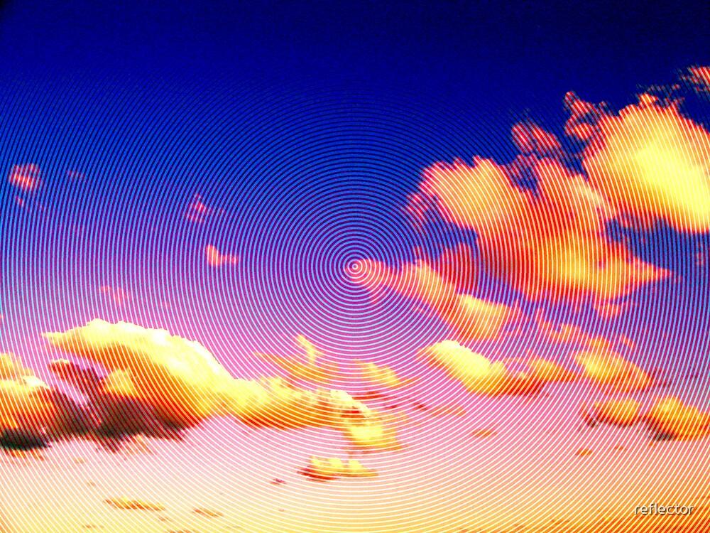 Cosmic Skies by reflector