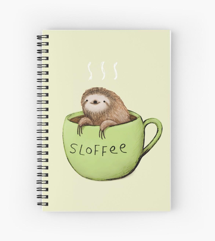 «Sloffee» de Sophie Corrigan