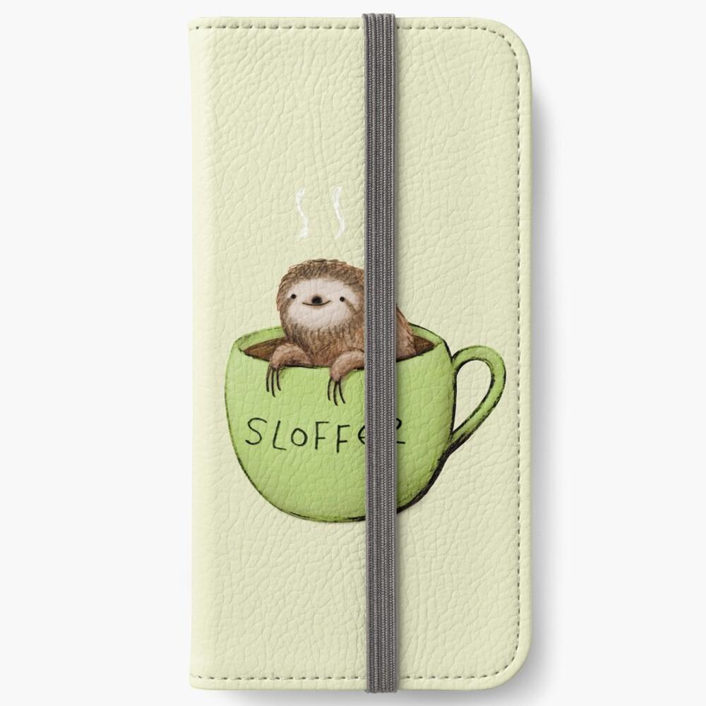 Sloffee iPhone Wallet