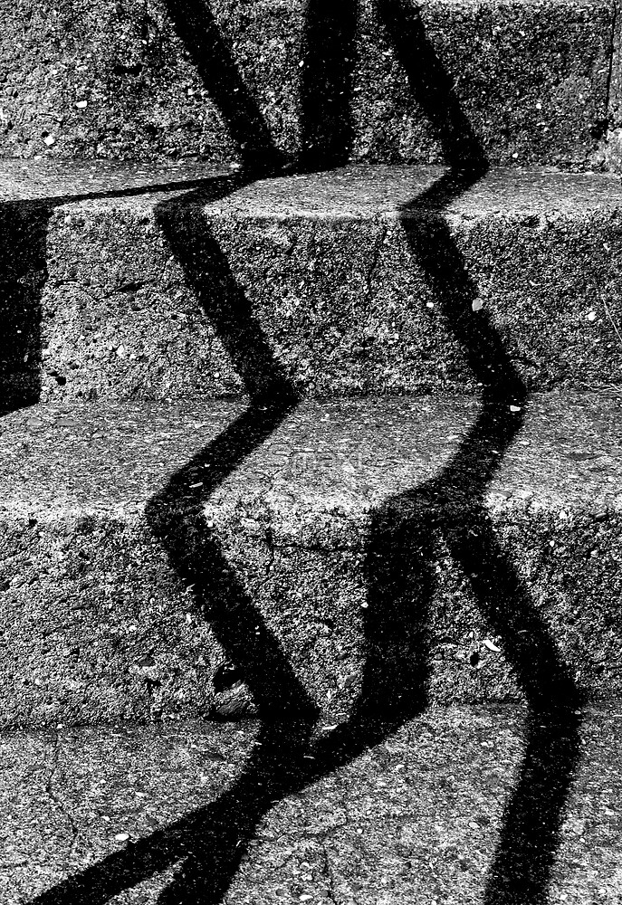 Steps and Shadows by Smaxi