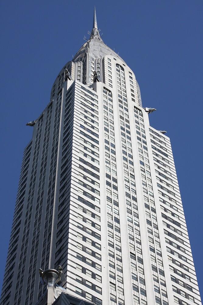 Chrysler Building by SinaStraub