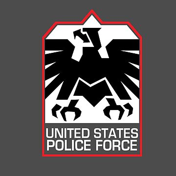 United States Police Force : Inspired by Escape From L.A. by WonkyRobot