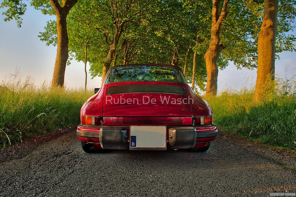 911 Targa by Ruben De Wasch