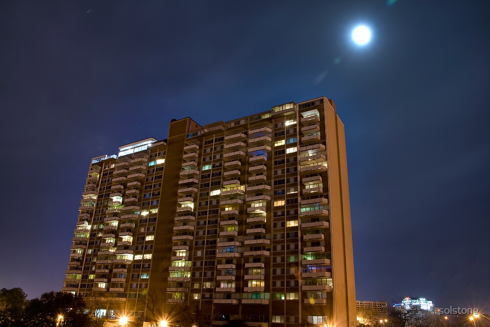 Hague Towers by solstone