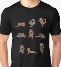 Yoga Sloth Shirt Unisex T-Shirt