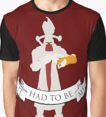 It Had To Be Me Graphic T-Shirt
