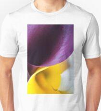 Macro shot of callas Unisex T-Shirt
