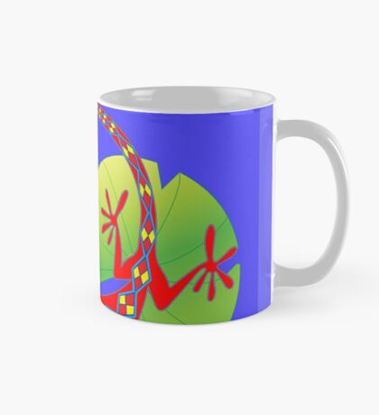 Connection to the Spirit World (Lizard)  Mug
