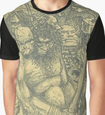 Ogre Army Graphic T-Shirt