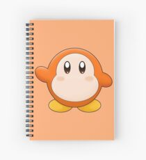 Waddle Waddle! Spiral Notebook