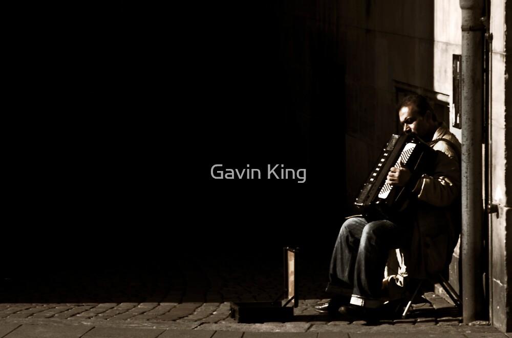 Away by Gavin King