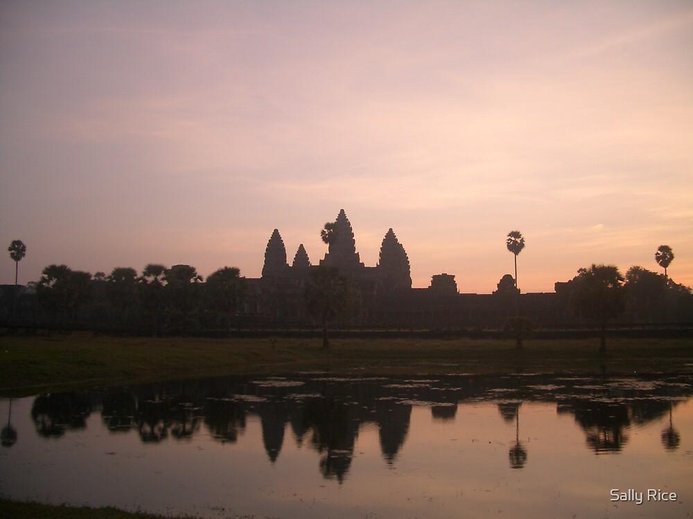Angkor 4 by Sally Rice