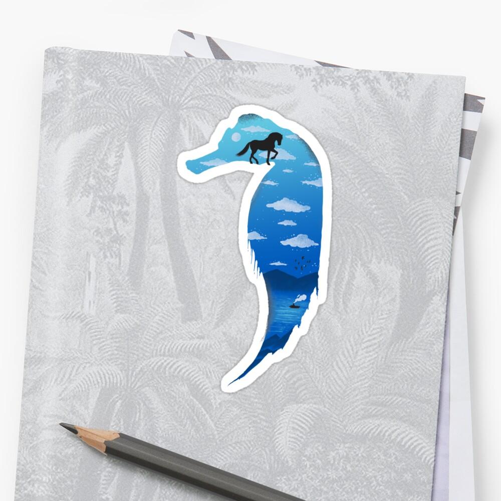 Seahorse by Harry Fitriansyah