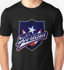 Boricua Badge T-Shirt