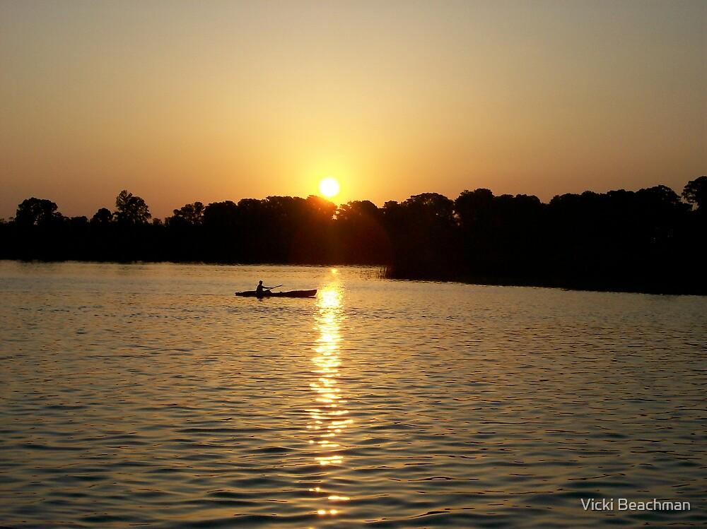 Florida Sunrise by Vicki Beachman