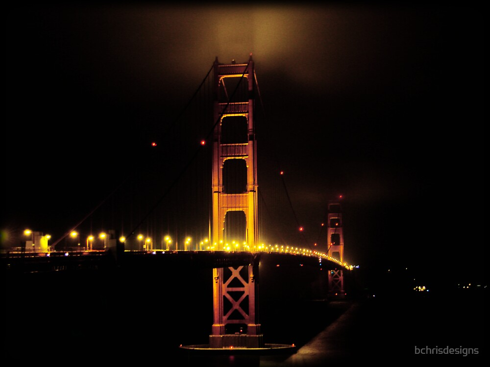 Crossing the Bridge by bchrisdesigns