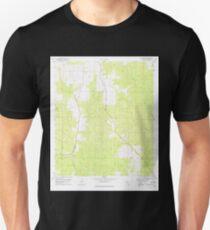 USGS TOPO Map Florida FL Bay Springs 345095 1978 24000 T-Shirt