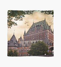 Chateau Frontenac at Sunset Scarf