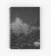 In My Dark Place (Where I Never Feared to Drown) Spiral Notebook