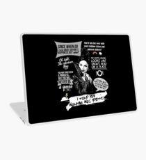 Evil Queen / Regina Mills Quotes - Ouat Laptop Skin