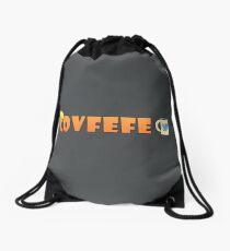 Covfefe Coffee Trump Tweets Drawstring Bag