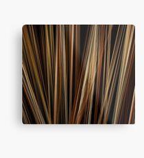 Red Wheat Metal Print