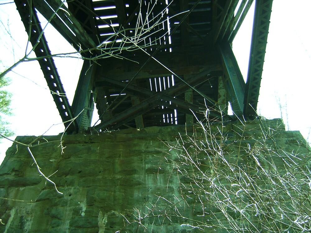 under some bridge by missingjosh