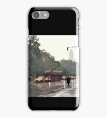 The Land Of The Free - Central Park iPhone Case/Skin