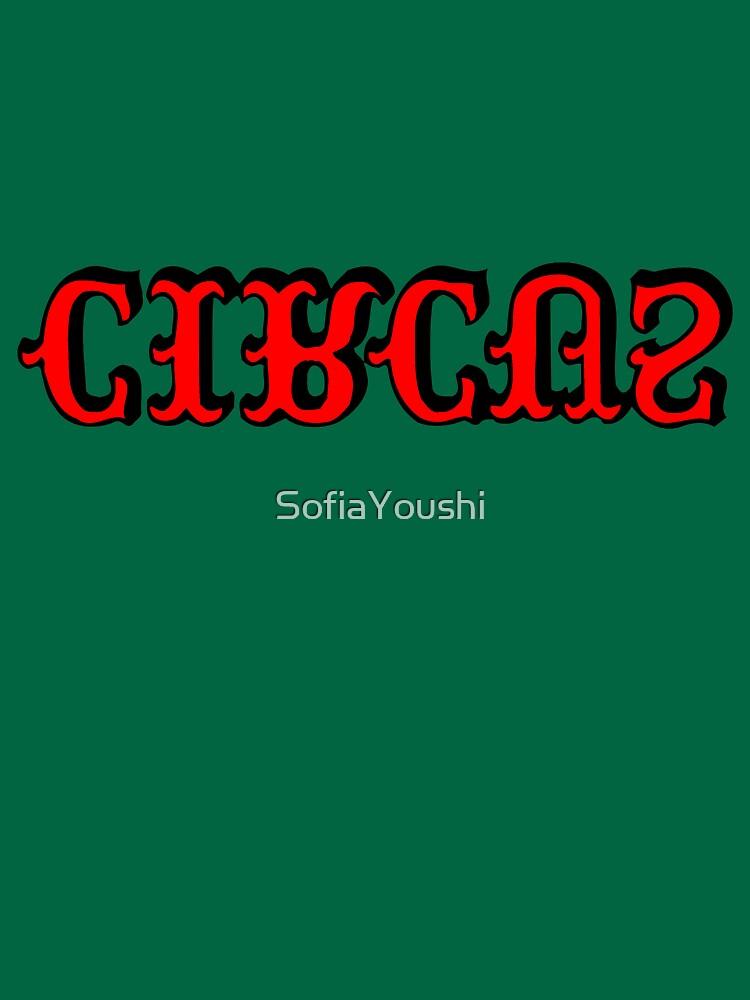 CIRCUS LOGO by SofiaYoushi