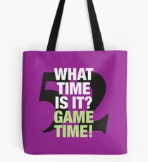 Ray Lewis (Baltimore Ravens) - Game Time! Tote Bag