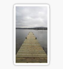 Lake Windermere Walkway Sticker