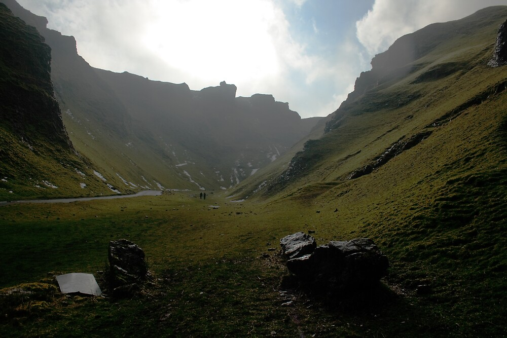 Winnats Pass by Andy Morley