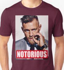 conor mcgregor (high resolution design) Unisex T-Shirt
