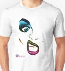 MARILYN SANE  - Birds Of Paradise - BOLD QUEENS T-Shirt