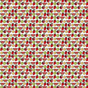 fruit salad pattern by anniemarr
