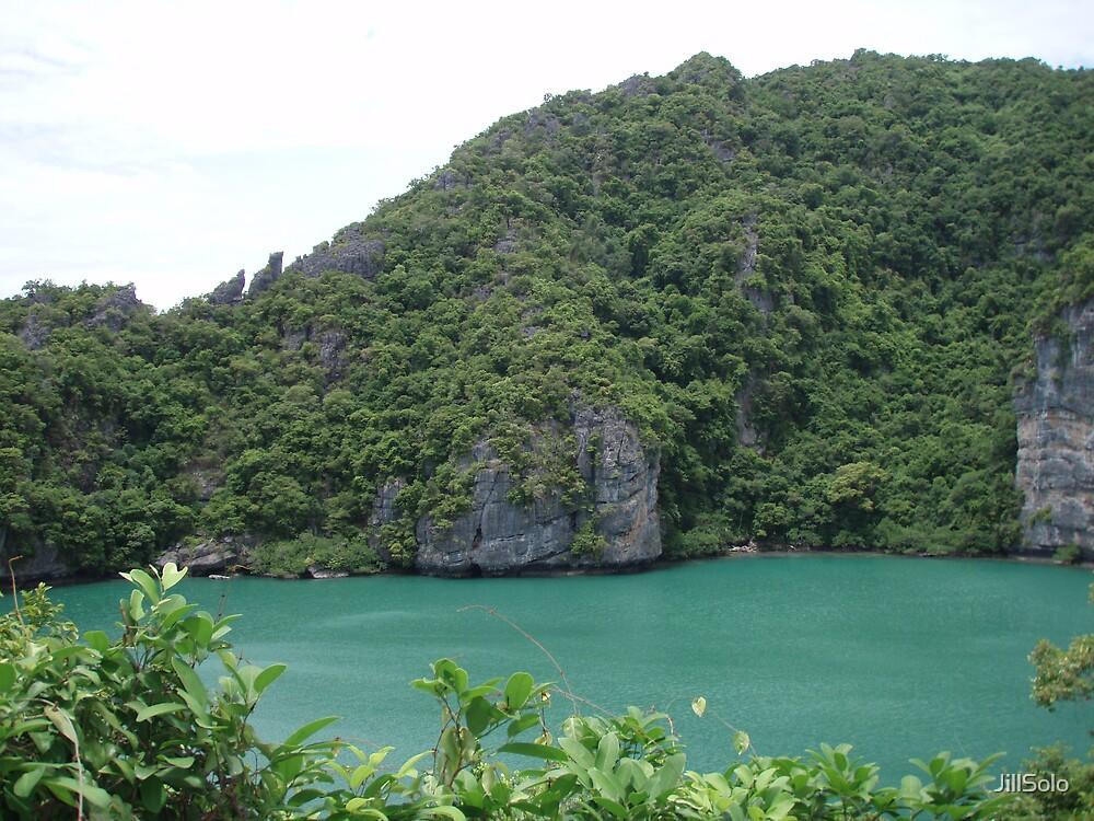 Angthong National Marine Park - Koh Samui by JillSolo