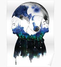 Póster Moonchild | RM x V