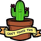 Cute Cactus - Can't Touch This by quotify